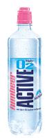 Кислородная вода ActiveO2 Малина 0,5л