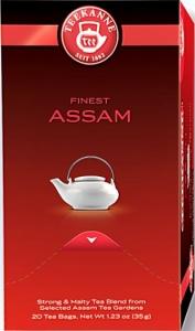 Пакетированный чай TEEKANNE Отборный элитный «Ассам» (Гастро-упаковка)