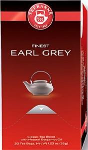 Пакетированный чай TEEKANNE Отборный элитный «Эрл Грей»  (Гастро-упаковка)