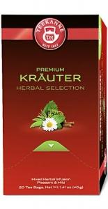 Пакетированный чай TEEKANNE Отборный коктейль «Целебные травы» (Гастро-упаковка)