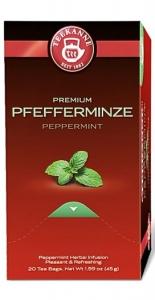 Пакетированный чай TEEKANNE Отборный элитный «Мята Перечная» (Гастро-упаковка)